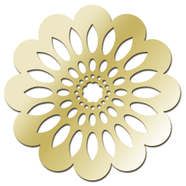 Flower Mantra wall mirrors