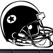 Football Helmet wall stickers