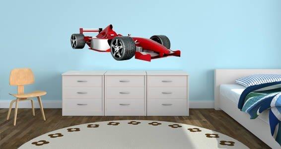 Formula One Car decals
