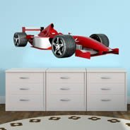 Formula One Car decals