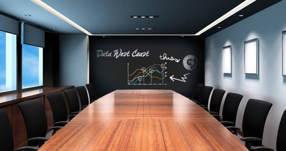 Chalkboard wall decals - Home & Office | Dezign With a Z