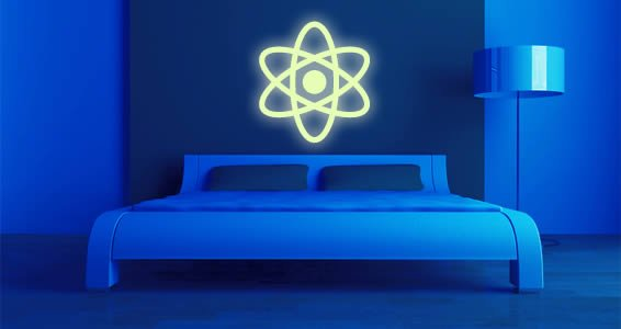 Glow in the dark outer space wall decals