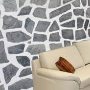Grey Stones wall papers