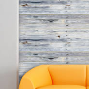 Grey Wood Seamless wall mural
