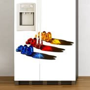 Gummy Bears Dry-erase Fridge Skins