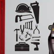 Guys Tool Kit pack decal