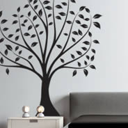 Happy Tree wall decals