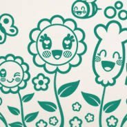 Floweez removable wall decals