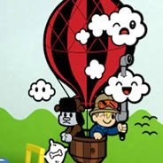 Hot Air Balloon Explorers decals by Charuca