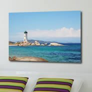 The Light House digital canvas