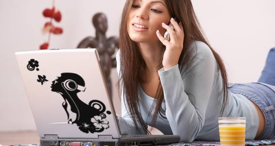 MyPod -laptop skins decals