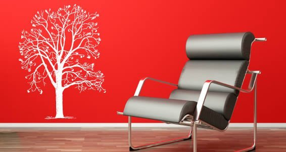 Kentucky Coffee Tree wall decals
