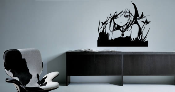 Khi vinyl wall decals