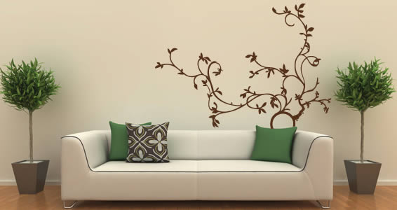 Ki Reih zen wall decals