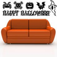 Happy Halloween! wall appliques