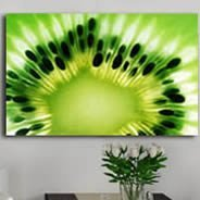 Kiwi digital photo on canvas