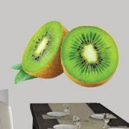 Kiwi wall decals