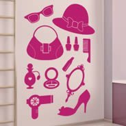 Chicks Accessories Pack decals
