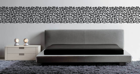 Cheetah Print Wall Decals