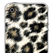 Leopard  iPhone decals skins