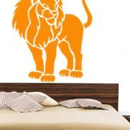 Lion King wall stickers