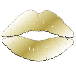 Lips Mirror acrylic wall mirror