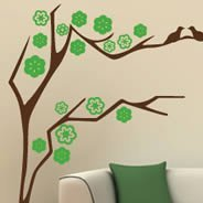 Love Bird vinyl wall decals
