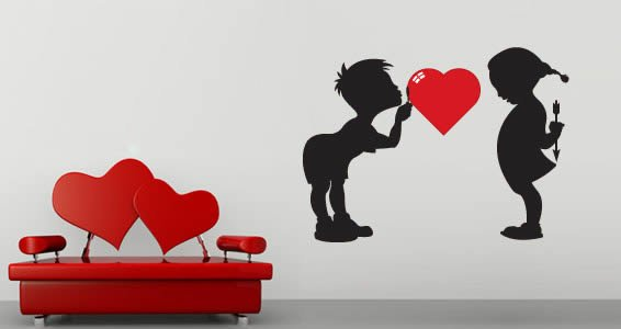 Wall decals clearance