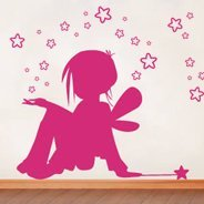 Magic Children removable wall stickers