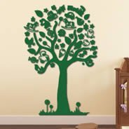 Magic Tree wall appliques