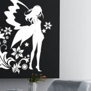 Magic Moment fairy wall decals