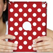 Mega Dots iPad decals skin
