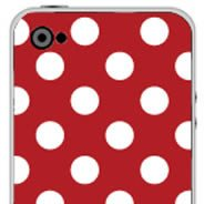 Mega Dots  iPhone decals skins