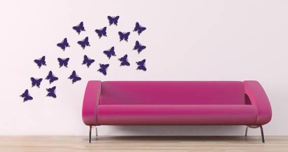 Mini Butterflies appliques
