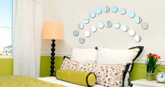 Acrylic Mirrors Mini Dots