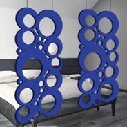 Moon Circles Decorative Dividers