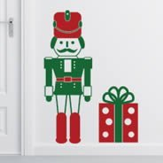 Nutcrackers wall stickers