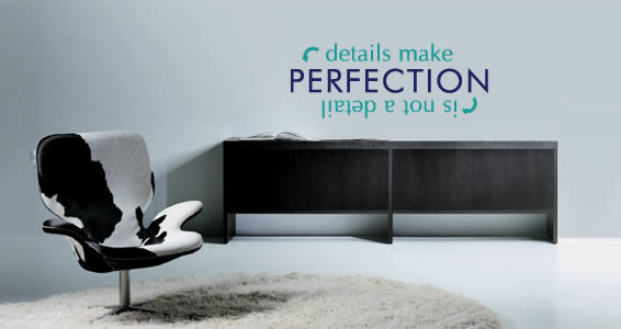 Perfection Bicolor decal