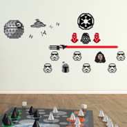 PixelArt Empire wall decals pack by K-SEE
