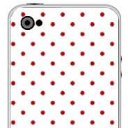 Polka Dots  iPhone decals skins