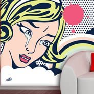 Pop Drama wall papers
