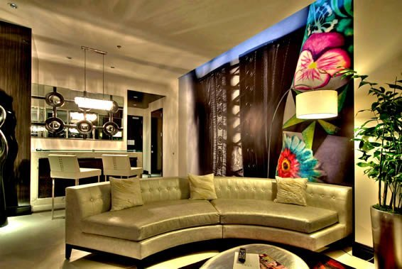Wall murals for Hard Rock Cafe Hotels