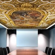 Rome Ceiling wall murals