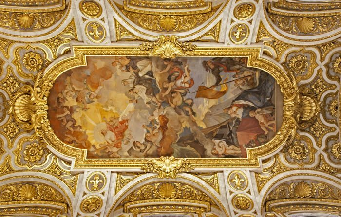 Rome Ceiling wall murals Dezign With a Z
