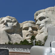 Rushmore Monument wall murals