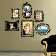 Scribble Frames pack decals