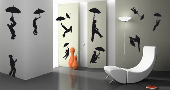 Harry Poppins by Joyconcept wall decals