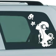 Sounds Spirit car decal