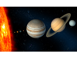 Planets wall murals