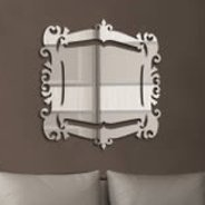 Baroque Mirror resin wall mirrors